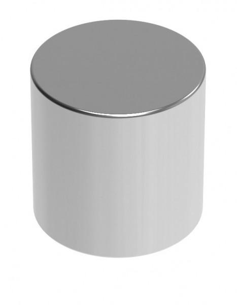 Neodym-Magnet MAUL Zylinder, 4 Stück
