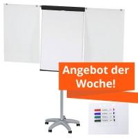 Flipchart-Set MAUL standard, Sternfuß