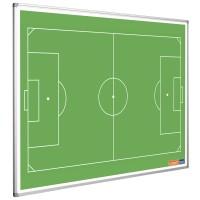 Fußballtafel Smit Visual, Querformat