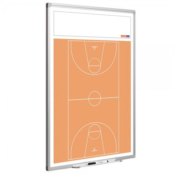 Basketballtafel Smit Visual, Hochformat