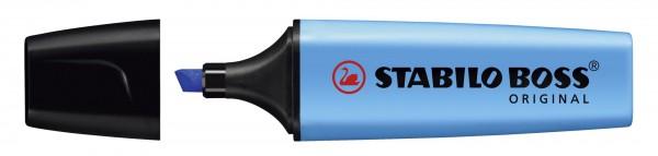 Textmarker STABILO BOSS Original, 10er-Set