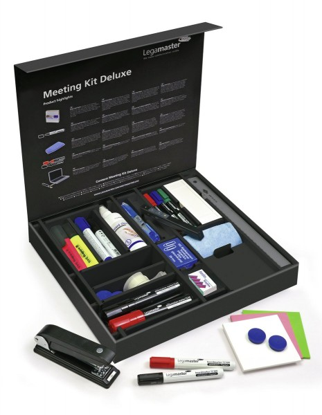 Moderations-Set Legamaster Meeting Kit DELUXE