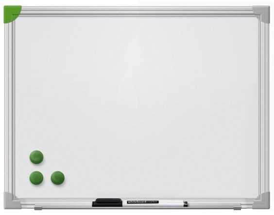Whiteboard Franken U-Act!Line®, lackiert
