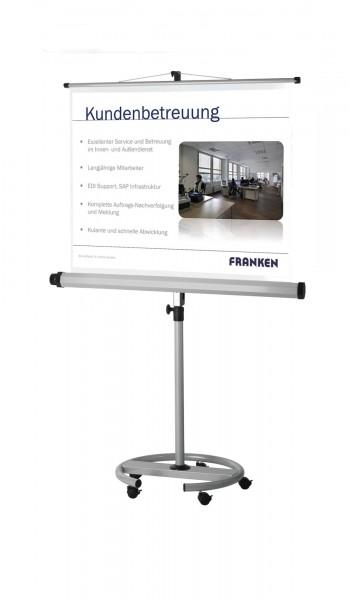 Mobile Stativleinwand Franken X-tra!Line®