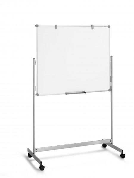Whiteboard MAUL mobil, doppelte Arbeitsfläche