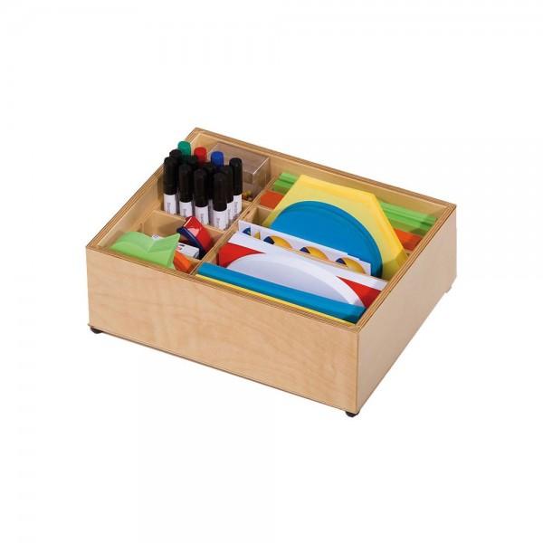 Moderationsbox OWB functioning, Holz