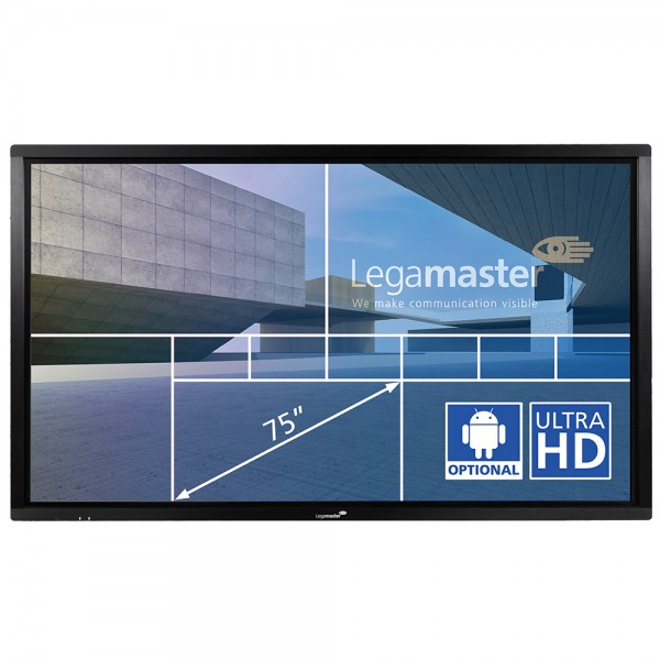 e-Screen Komplettpaket Legamaster ETX-7510UHD