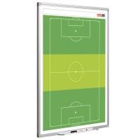 Fußballtafel Smit Visual, Mittelfeldpressing