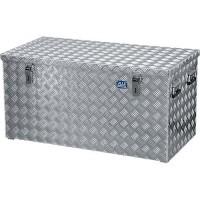 Aluminiumbox ALUTEC R250, mit Gasdruckdämpfer
