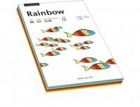 Kopierpapier PAPYRUS Rainbow-Mixpaket