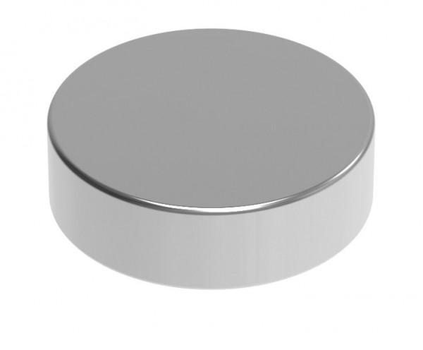 Neodym-Scheibenmagnet MAUL, Groß - 10 Stück