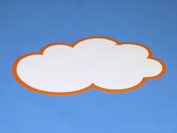 Moderationskarten Stöffler, Wolkenform