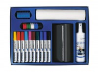 Whiteboard-Set Legamaster Professional, 27-teilig