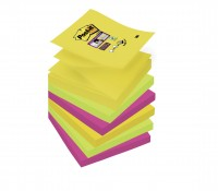 Post-it Super Sticky Z-Notes, 6er-Set