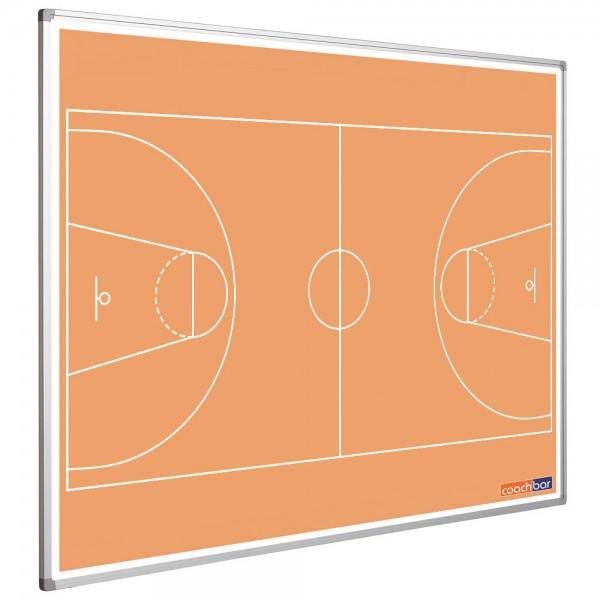 Basketballtafel Smit Visual, Querformat
