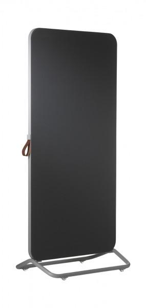 Kombiboard Smit Visual, grauer Rahmen