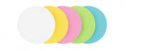 Moderationskarten Legamaster, Kreis - 500 Stück