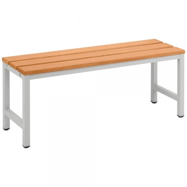 Sitzbank für Umkleideräume SZ Metall
