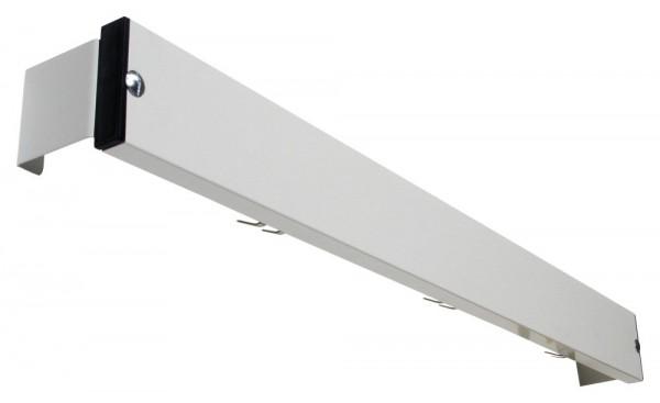Hakenleiste für Umkleidebank SYPRO, Aluminium