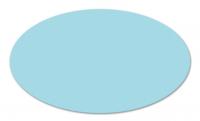 Moderationskarten Legamaster, oval - 250 Stück