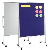 Kombitafel MAUL pro Textil/Whiteboard