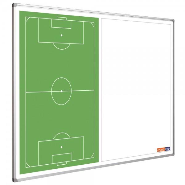 Fußballtafel Smit Visual, Querformat halbseitig