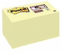 Post-it Super Sticky Notes, 1080 Blatt