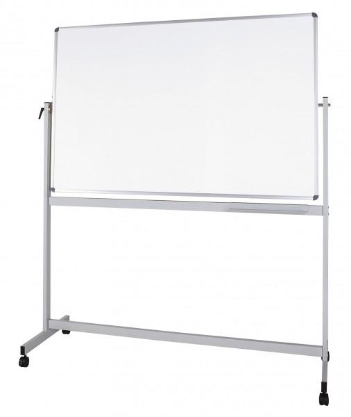 Whiteboard-Drehtafel MAUL Standard mobil