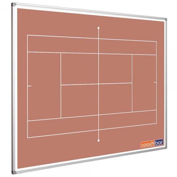 Tennistafel Smit Visual, Querformat