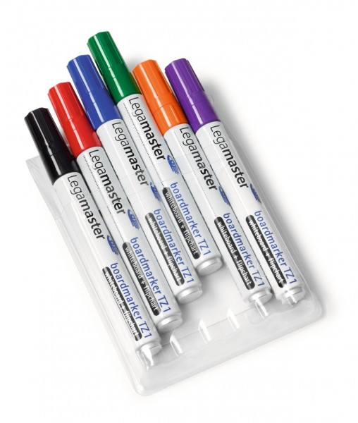 Whiteboard-Marker Legamaster TZ 1, farbsortiert