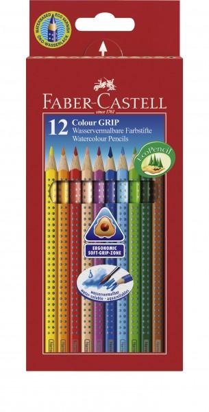 Farbstifte FABER-CASTELL Colour Grip 2001