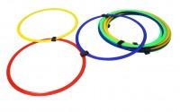 Koordinationsringe-Set Taktishop, mit 12 Ringen