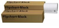 Flipchart-Block Landré aus Recycling-Papier, 5 Stück