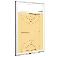 Handballtafel Smit Visual, Hochformat
