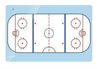 Eishockeytafel Legamaster ACCENTS
