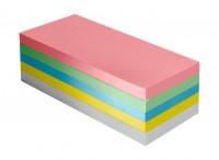 Moderationskarten-Block FairPaper, Rechteck