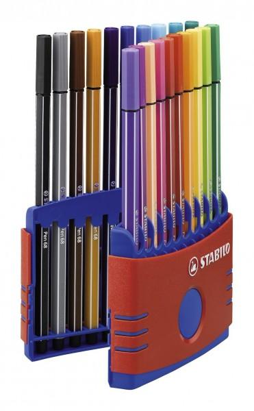 Fasermaler STABILO Pen 68 ColorParade