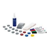 Whiteboard-Set MAUL standard, für alle Whiteboards
