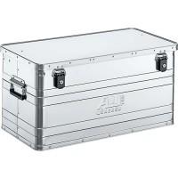 Aluminiumbox ALUTEC B90, mit Zylinderschloss