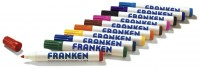 Whiteboard-Marker Franken Z1901, 10er-Set
