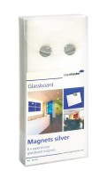 Magnete Legamaster für Glasboards, 6 Stück