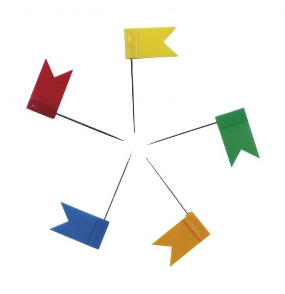 Markierfahnen Alco, farbsortiert