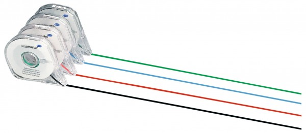 Aufteilungsband Legamaster, 2,5 mm