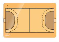 Handballtafel Legamaster ACCENTS