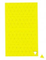 Magnetsymbole MAUL Dreieck