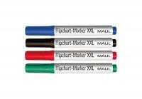 Flipchart-Marker MAUL Jumbo, 4er-Set