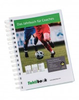 Trainer-Jahrbuch Taktibook Soccer