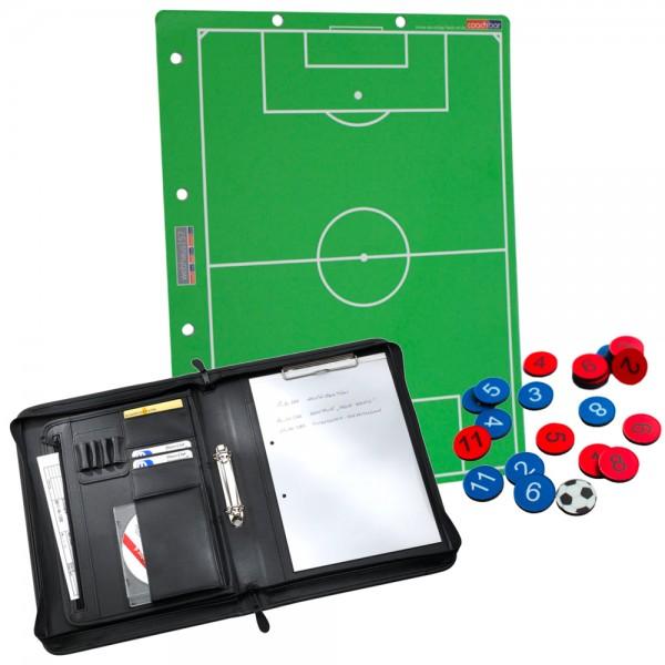 Coachmappe inkl. Taktiktafel DIN A4