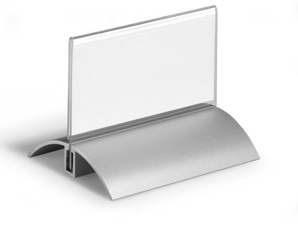Tischaufsteller Durable mit Aluminiumfuß