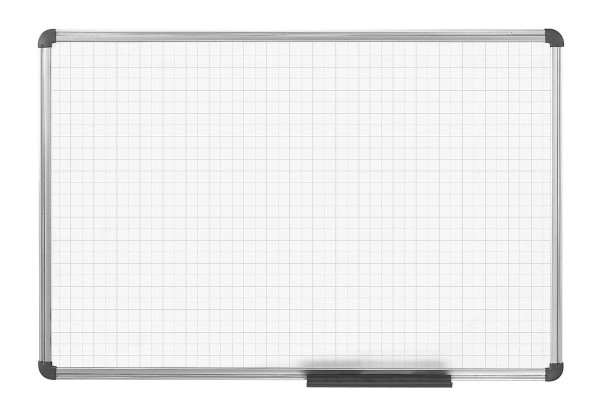 Whiteboard MAUL basic, gerastert